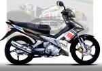 JUPITER MOTO GP BLACK-GREY 2