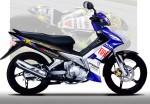 JUPITER MOTO GP BLUE-BLACK ALT1