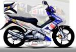 JUPITER MOTO GP BLUE