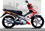JUPITER MOTO GP RED-BLACK ALT1