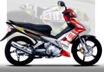 JUPITER MOTO GP RED-BLACK ALT2