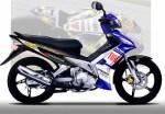jupiter MX motoGP blue-black alt2