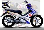 jupiter MX motoGP blue