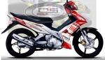 JUPITER RED -WHITE 10 MOTOGP