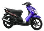 Mio Soul X-Bike Biru