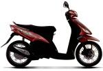 Mio Sporty X-Bike Merah