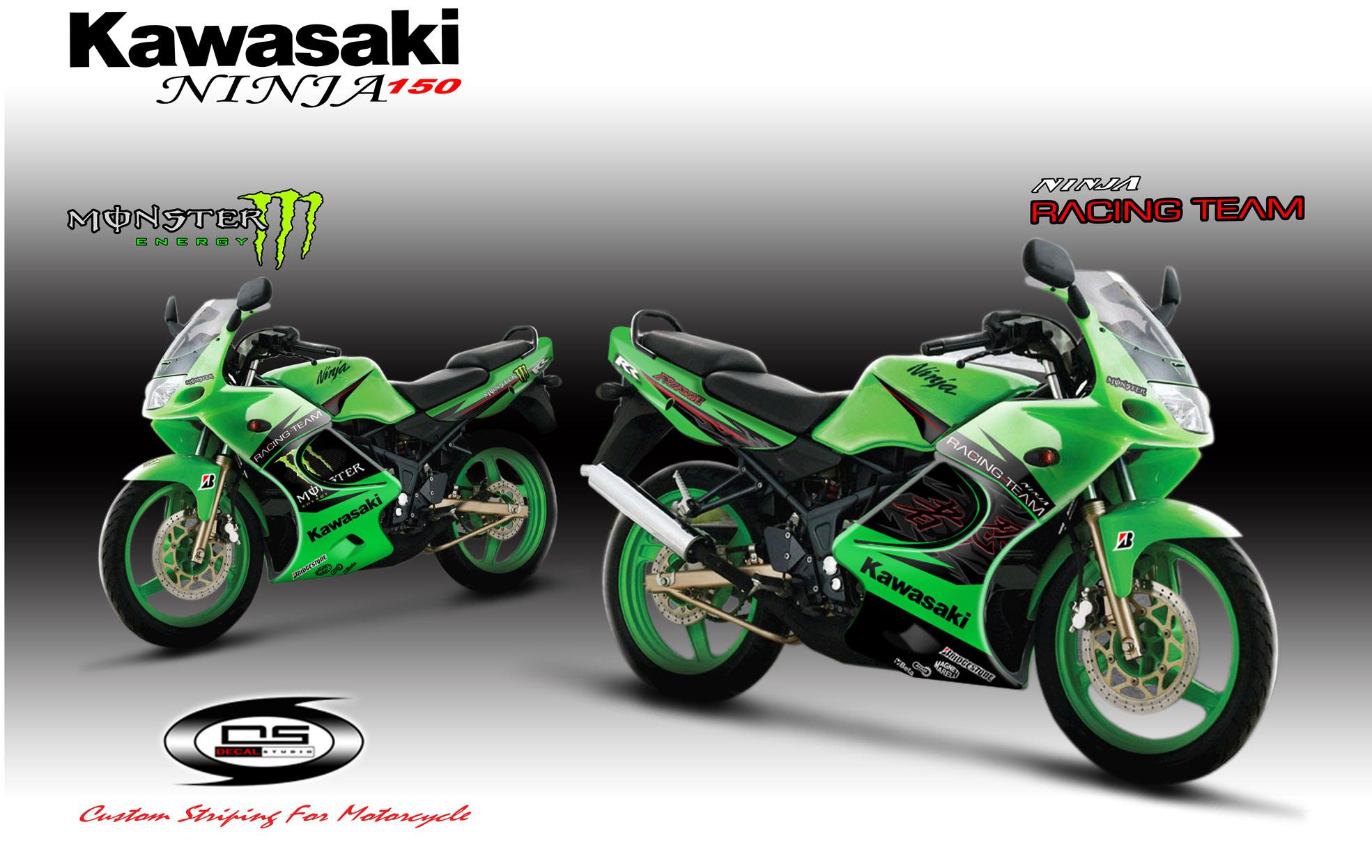 Image Motor Ninja 150 Rr