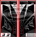 z-packagesample-ninja 250 hayate produk