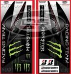 z-packagesample-ninja 250 monster produk