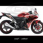 sticker-honda-cbr250-transparent-red-silver