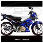sticker-suzuki-raider-blue-black